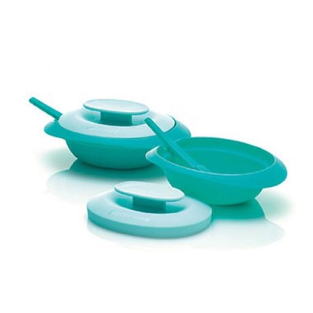 Tupperware Sambal Dish (2)