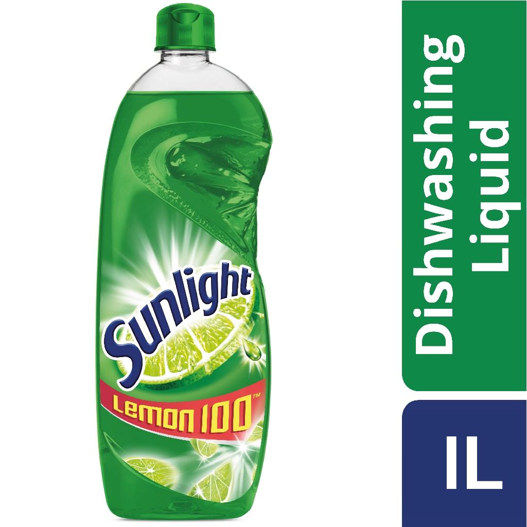 Sunlight Dishwashing Liquid (900ml) - 6 Variants