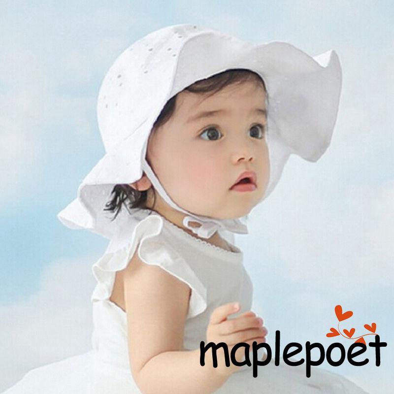 WARMSHOP Kids Baby Boy Girl Colorful Cotton Fisherman Hat Fashion Baby Fall Autumn Winter Warm Sun Bucket Hat