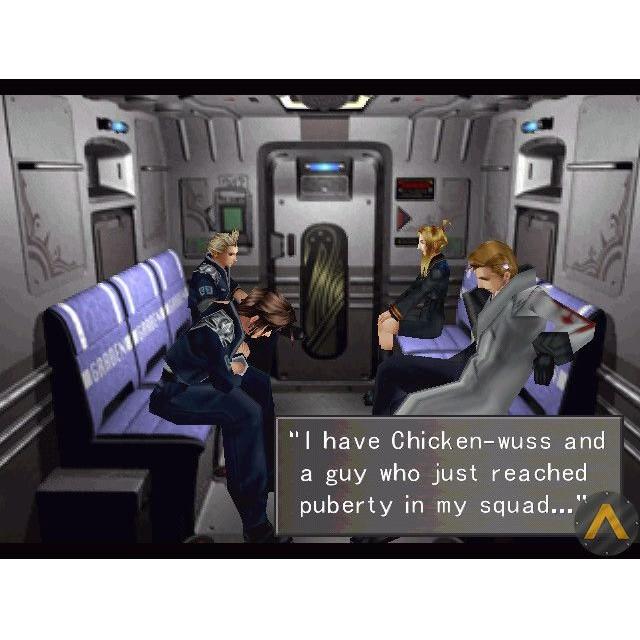 PS1 Game Final Fantasy VIII (FF8), RPG Game, English version / PlayStation 1