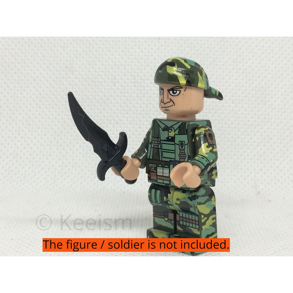 8pcs Minifigures WW2 Army Bricks Gift Toys Germany Soldiers Building Blocks Pogo