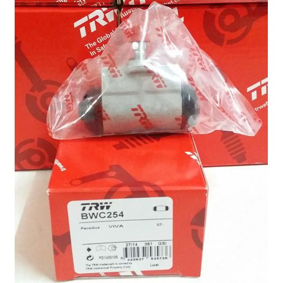 TRW Brake Pump Rear for Perodua Viva
