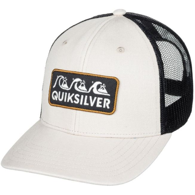 finest selection a0a6b c45c1 Quiksilver Trucker Hat Cap Topi   Shopee Malaysia