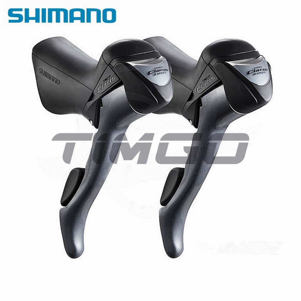 Shimano Claris Dual Control Lever ST-2400  2 x 8-speed Road levers 8 Speed STI