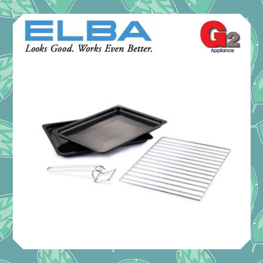 Elba Electric Oven EEO-G4529 (45L) - Elba Warranty Malaysia