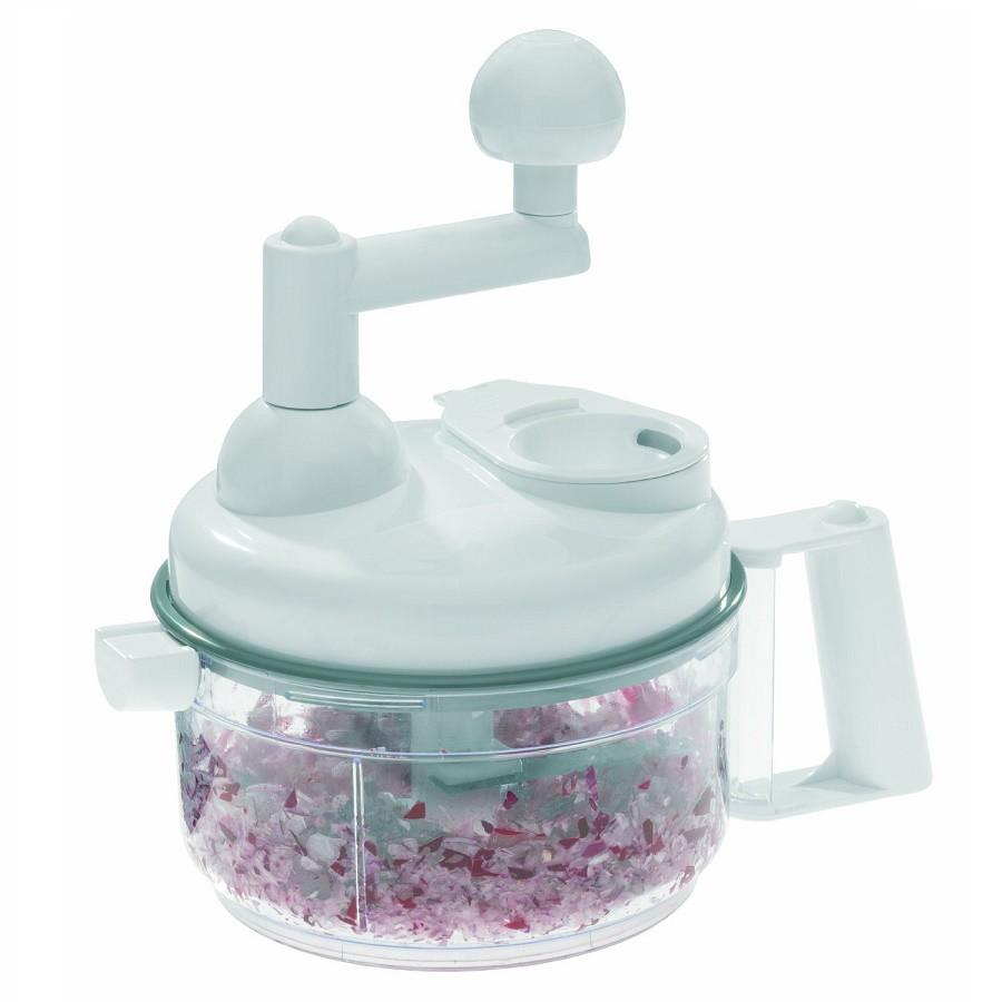 Food Processor Manual Hand Crank Salad Chopper Meat Grinder | Shopee ...