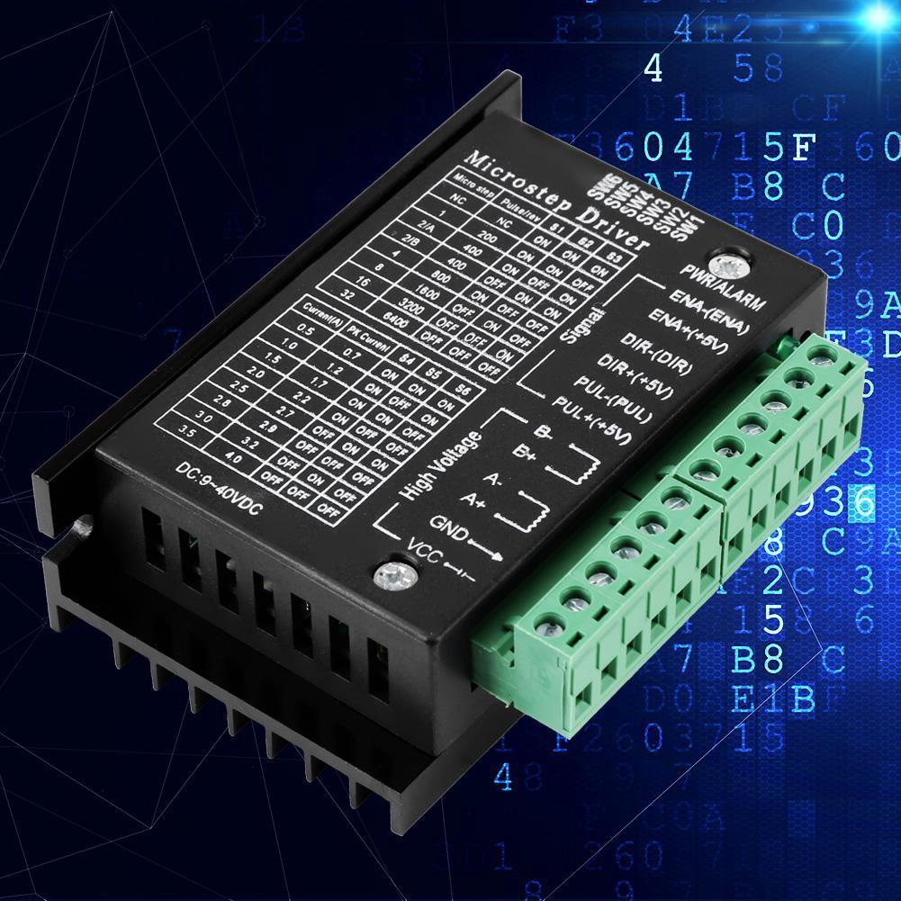 5-12V Stepper Motor Driver Controller PWM Pulse Signal