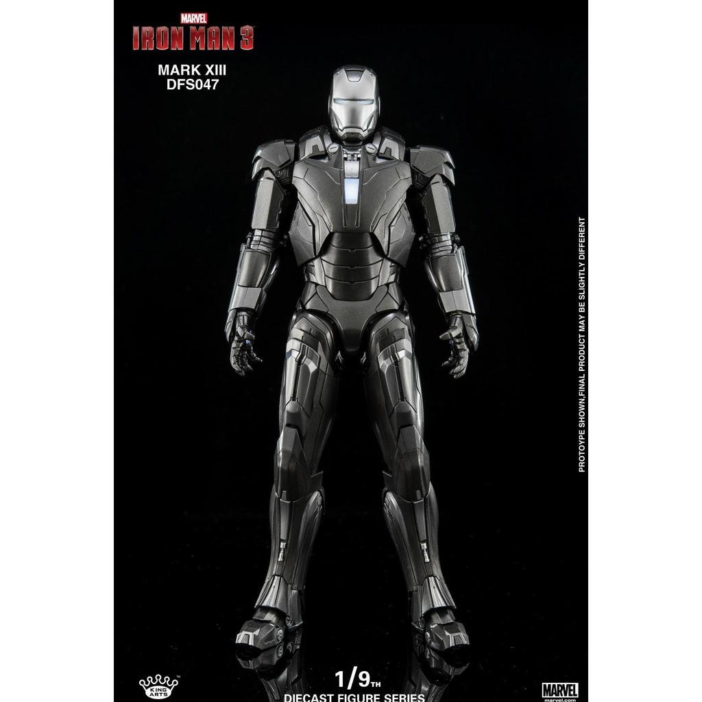 Figure In 2 Arts 5 19 Iron 13xiiishipped King Mark Days Diecast Man Series 8kn0NwPXO