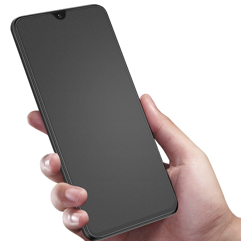 Full Coverage Matte Tempered Glass For Vivo Series