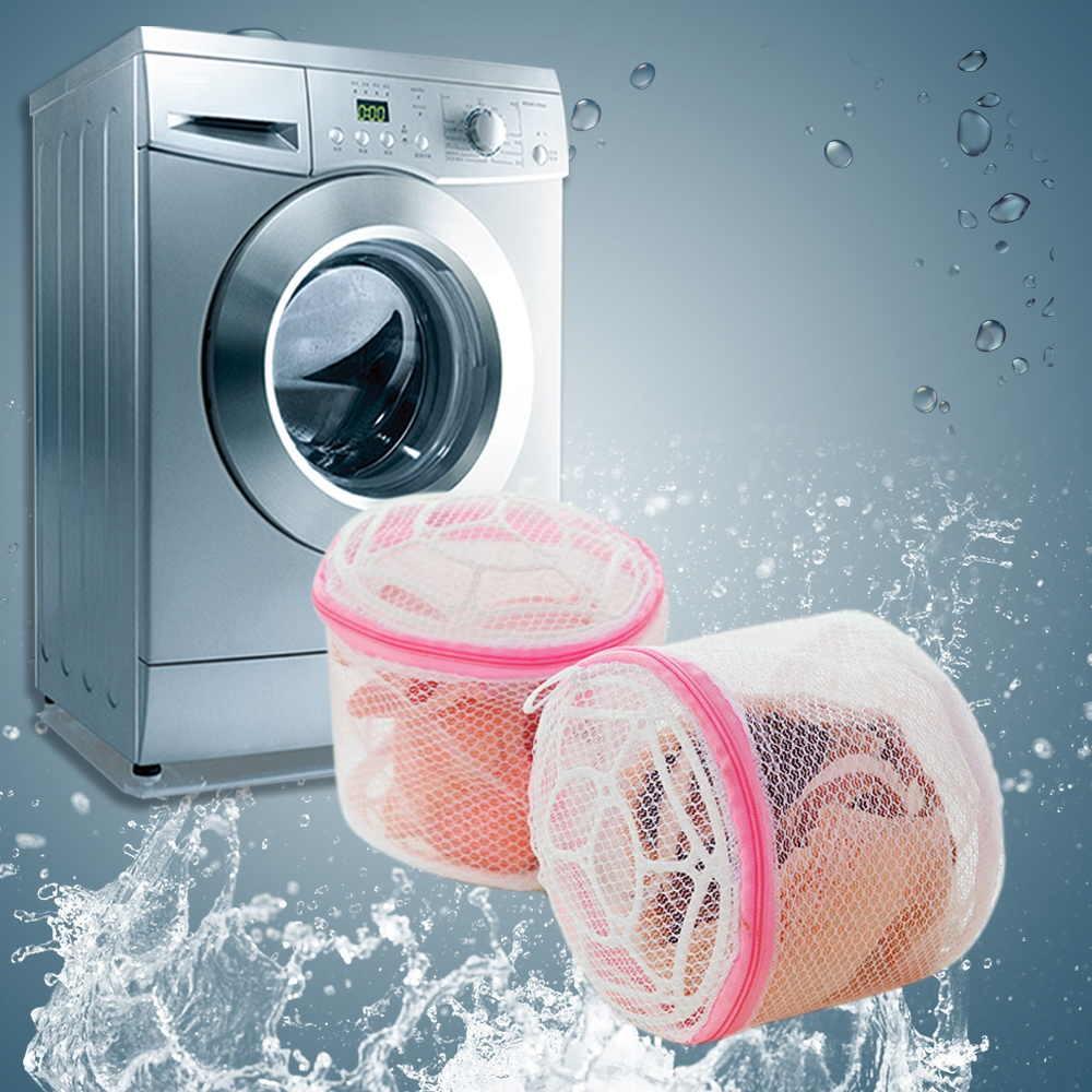 FenFang Bra Wash Bag Anti-Deformation High Permeability Fabric Laundry Lingerie Wash Bag