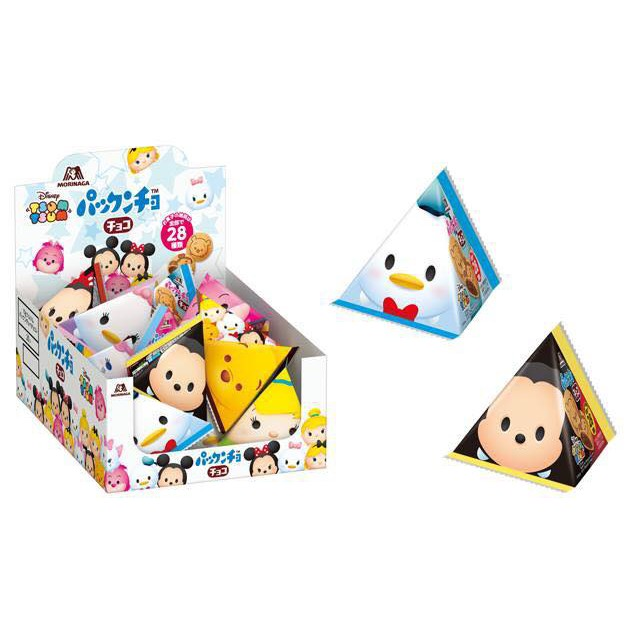 Tsum Tsum Pack´N´Cho Chocolate Biscuits
