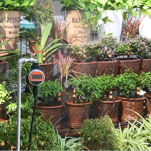 Micro Spray Head Nozzle for Plant Sprinkler Watering Irrigation Fertigation System Kepala Pancuran Bunga Pengairan