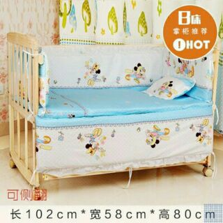 Ready Stock U Baby Basic Playpen With Diaper Changer