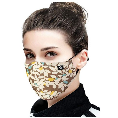 One Washed Colors Springseaon Multiple Reusable Mask Can Product Size Be