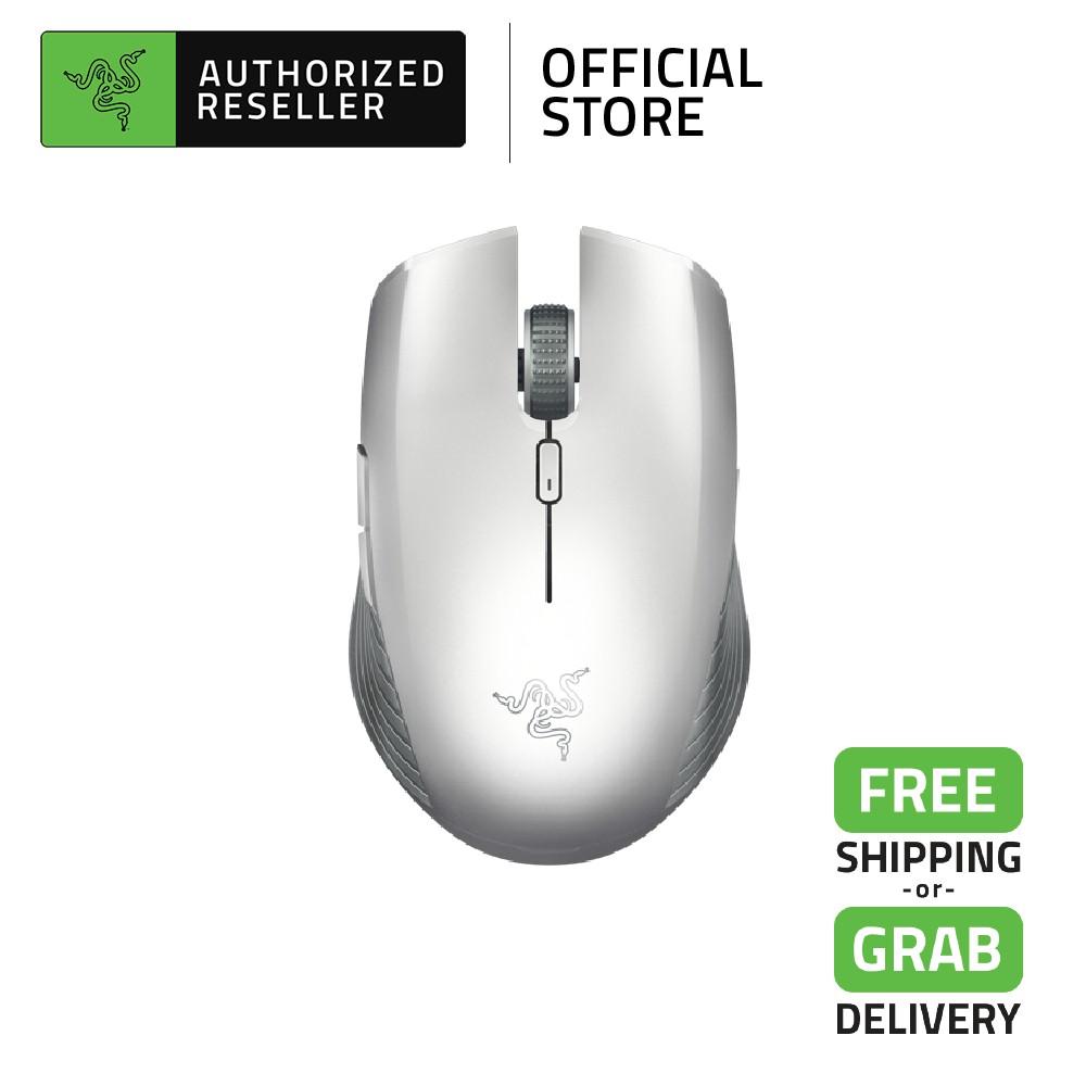 Razer Atheris - Ultimate Wireless Notebook Ergonomic Mouse (Mercury)