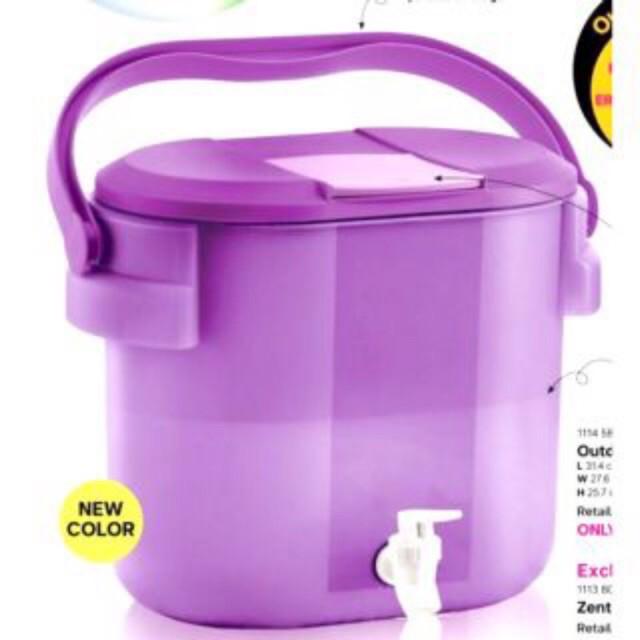 Outdoor Cooler (1) 8.7L