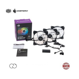 Cooler Master MasterFan MF120R ARGB 12cm Fan 3 IN 1 with RGB LED
