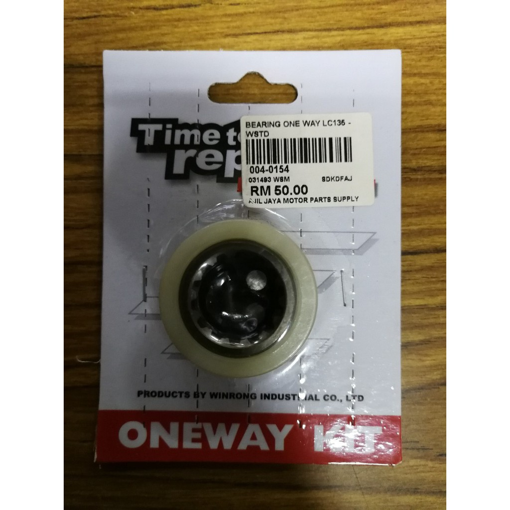 One Way Auto >> One Way Bearing Clutch Yamaha Lc135