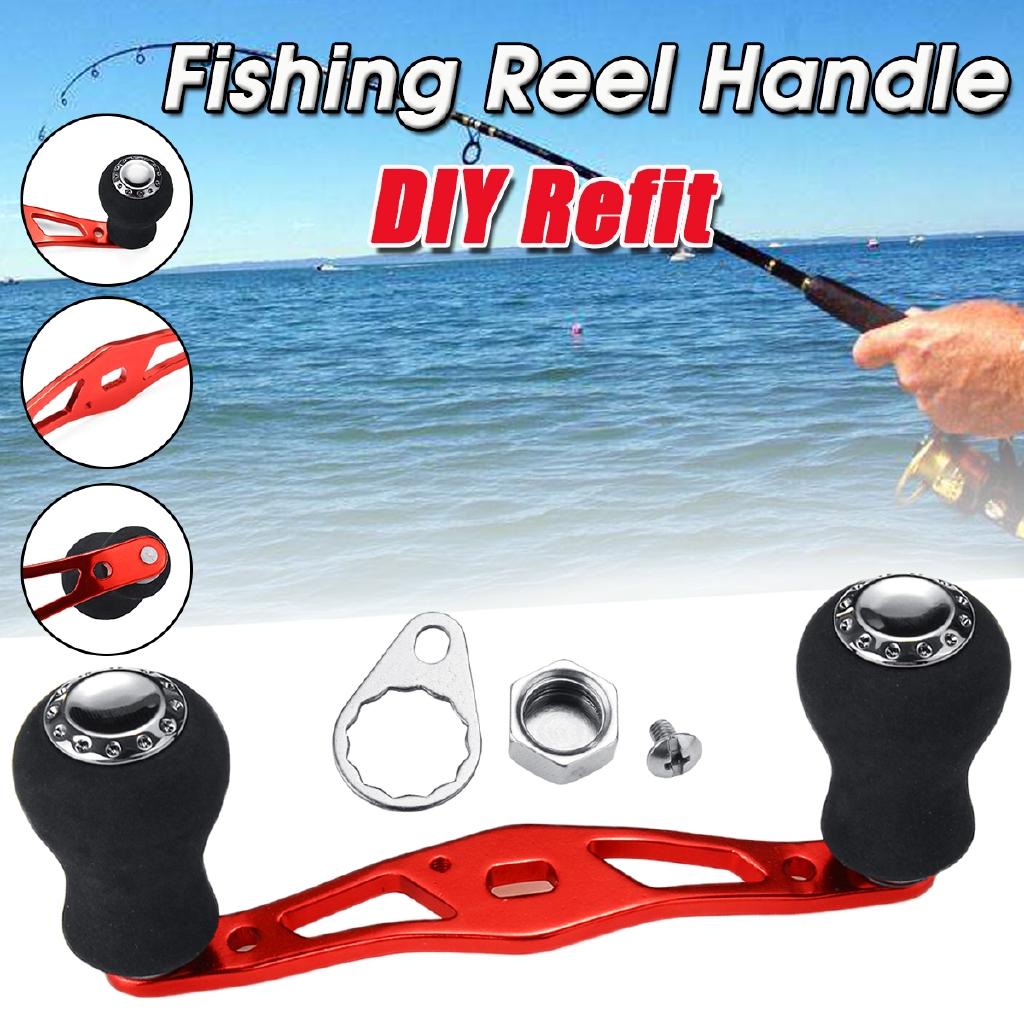 Low Profile Baitcasting Fishing Reel Handle for Daiwa Abu Garcia Reel Grips