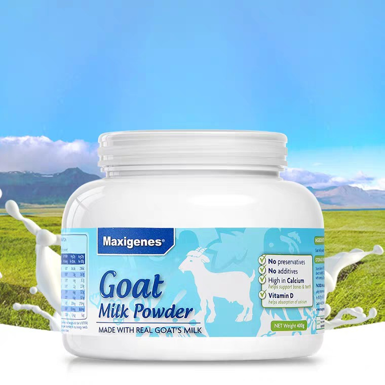 【Ready Stock】Maxigenes Goat Milk Powder 山羊奶粉