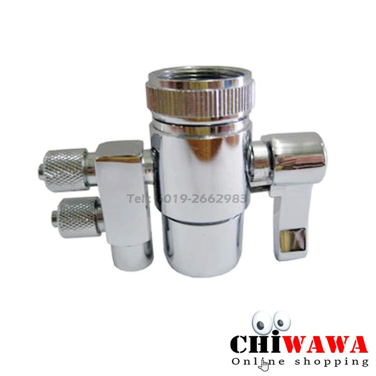 2 way faucet adapter,Water Filter dispenser tap connector