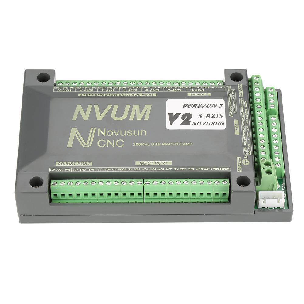 CNC Router Single 1 Axis Controller Stepper Motor Drivers TB6560 3A ASS