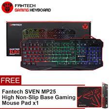 Fantech ECLIPSE K710 Semi-Mechanical Switch RGB Light Gaming Keyboard | Shopee Malaysia