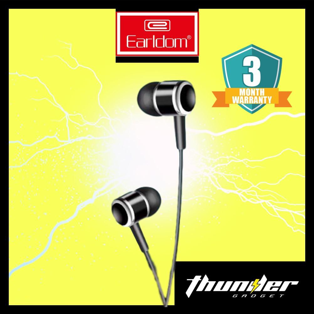 Earldom ET-E28 3.5mm super bass stereo headphone