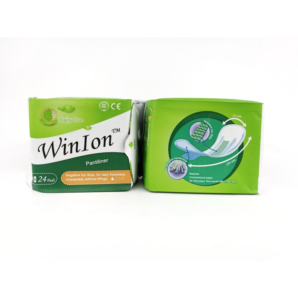 [Genuine] Winalite Winion PANTILINER Sanitary Napkin Twin Pack (Exp 2022) 月月爱