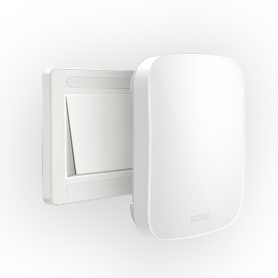 Roome 智能开关面板 Smart Switch Panel Bluetooth Wireless Tmall Genie Voice  Control Smart Home Device