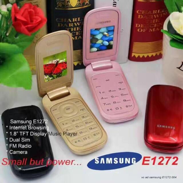 Samsung E1272 Shopee Malaysia