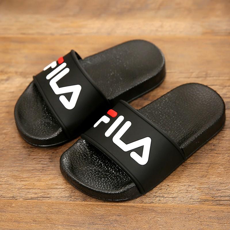 Kids Boys Girls Casual Slide Slippers Soft Sandals Slip on Indoor Walking Shoes