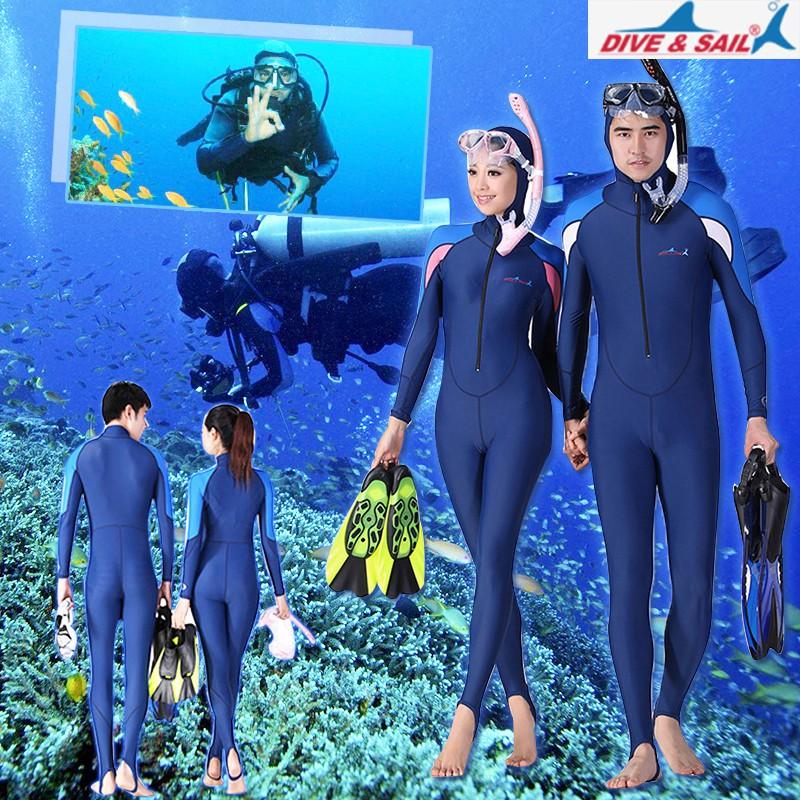9ce8260aa5 ProductImage. ProductImage. Men/Women Neoprene Scuba Dive Wetsuit  Spearfishing Wetsuit Surf ...