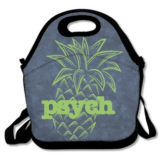 d4d306999ea2 Gold Pineapple Lunch Boxes,WEINFUN Handy Portable Lunch Tote ...