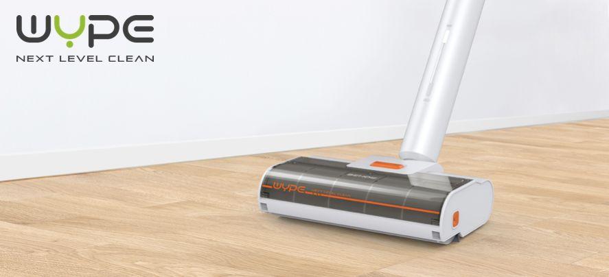 Behow WYPE – smart cordless sweep and mop cleaner / penyapu pintar / 智能扫拖家用地板清洁机