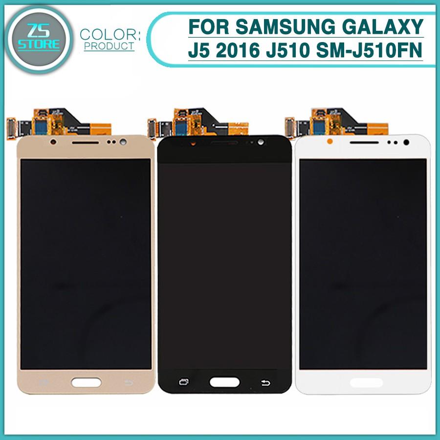 LCD Touch For Samsung J5 J7 2016 2015 J500 J700 J510 J710 Display Screen  Panel