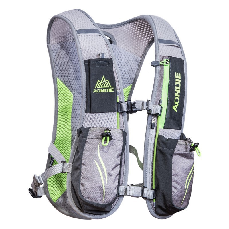 9657aefd77 Aonijie WindRunner 10L Hydration Race Pack Vest Backpack with water Bladder  | Shopee Malaysia