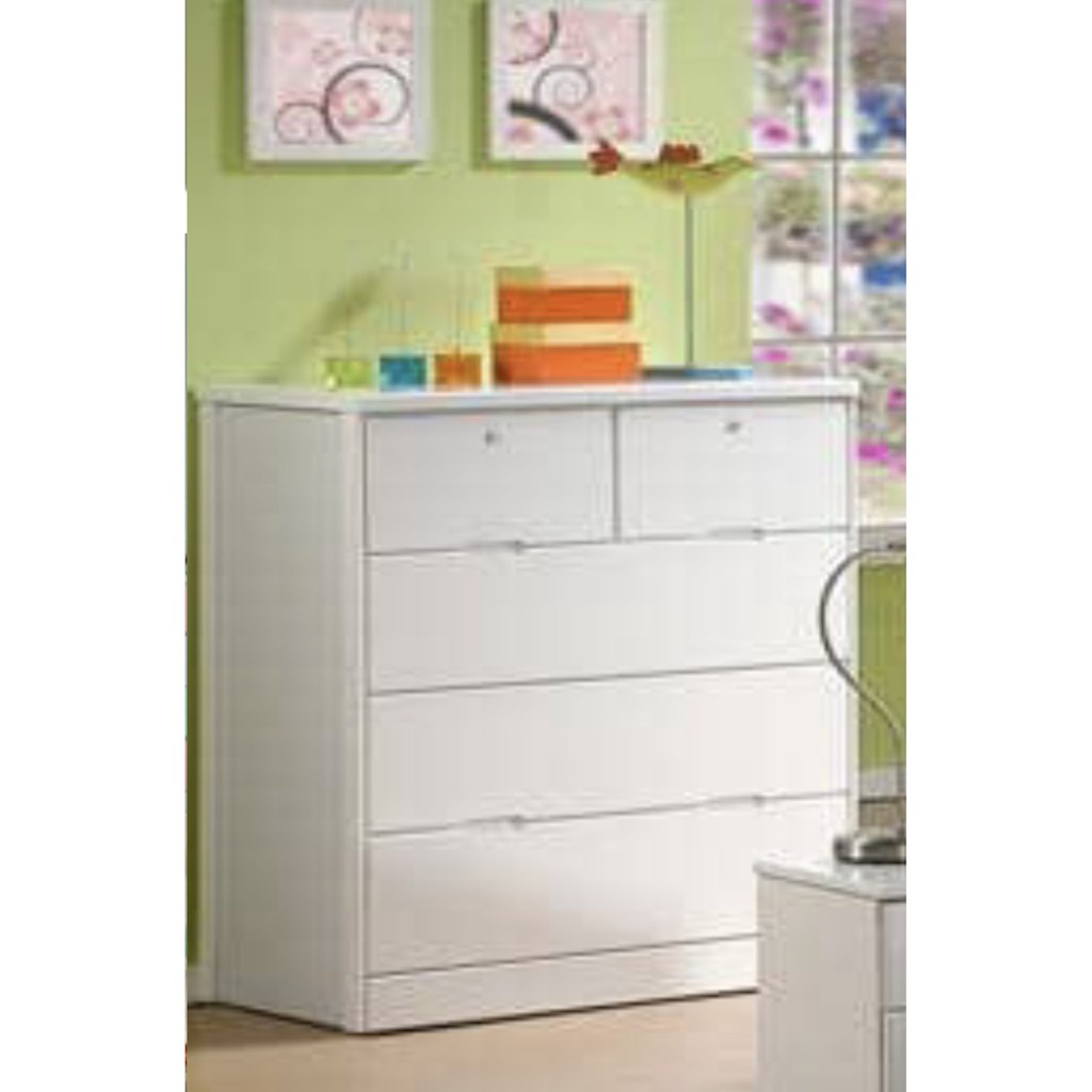 chest of drawers, color could choose, Children Bed Room Set collections, EXPORT SERIES