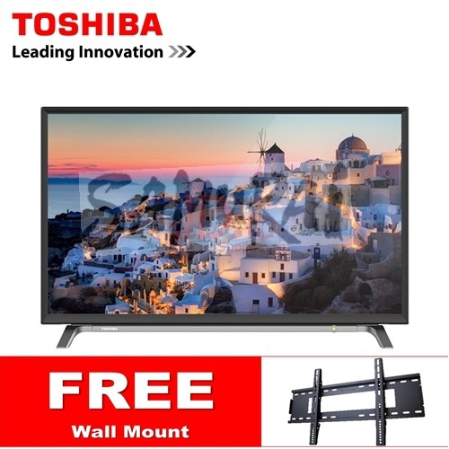 TOSHIBA SMART FULL HD LED 40'' 40L5650VM