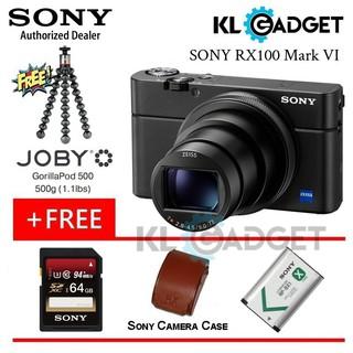 SONY RX100 MARK VI / MARK 6 | Shopee Malaysia