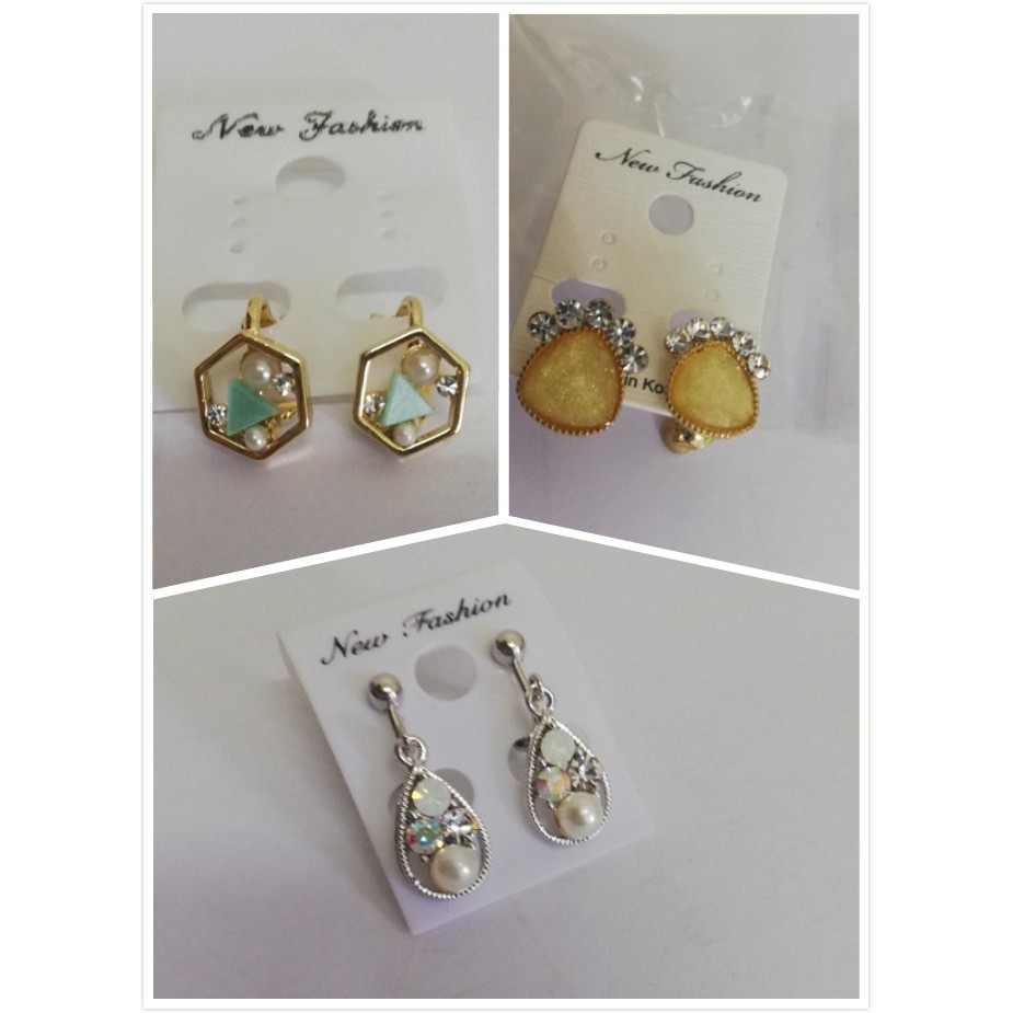 * Stock Clearance * Fashion Women Ear Clip Without Piercing LIMITED STOCK AVAILABLE