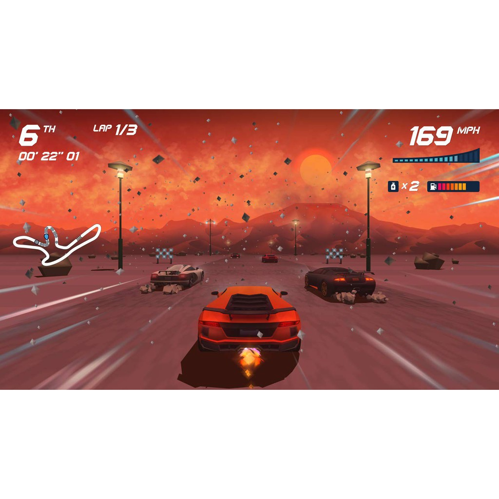 PS4 Horizon Chase Turbo Deluxe Edition
