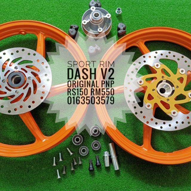RIM Dash ORI PNP RS150
