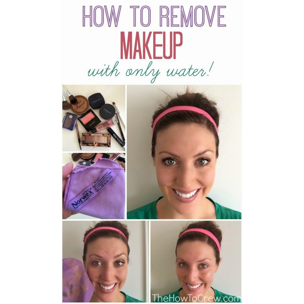 norwex makeup remover cloths