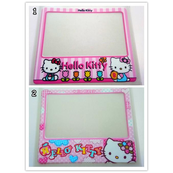 Hello Kitty Melody Car Roadtax Cute Road Tax Sticker