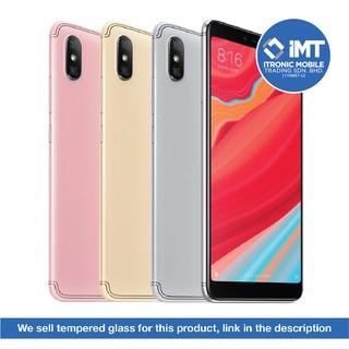XiaoMi Redmi S2 [3GB RAM/32GB ROM] Gold/Grey/Pink - Original Import Set