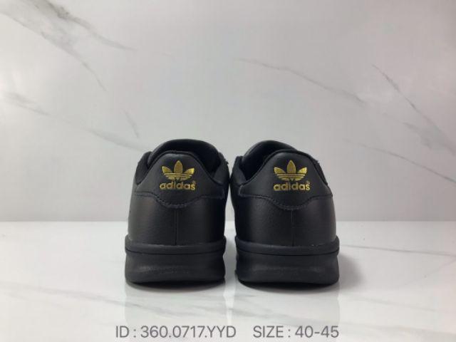 Adidas Sama Rm Casual Shoes All Black Premium - 40-45 EURO