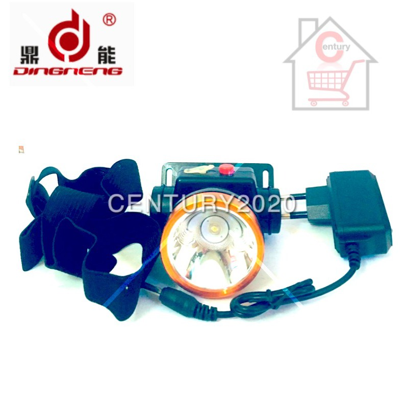 DingNeng Rechargeable LED Headlamp DN-Li833 LED Rechargeable