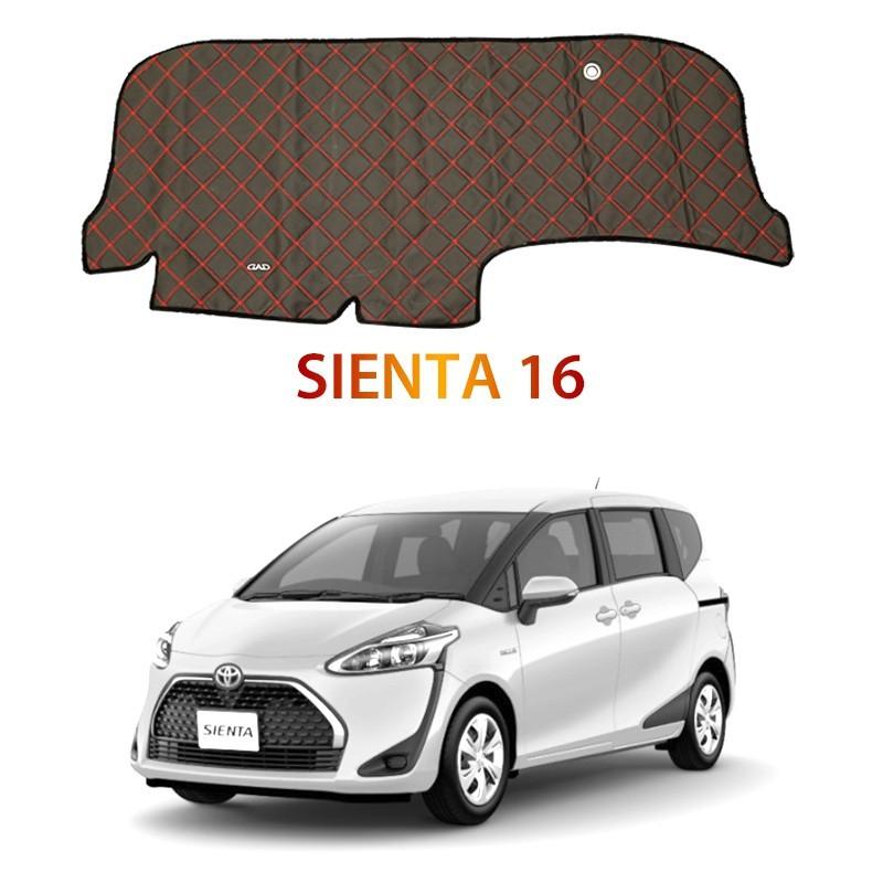 Toyota Sienta 16 DAD Non Slip Car Dashboard Cover