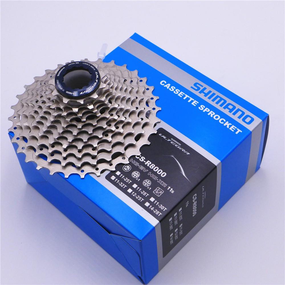 Shimano Ultegra CS-R8000 11-32T 11 Speed Cassette New in box